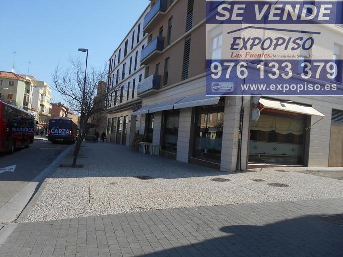 Foto 5 de Chalet en Parcela Corredor Verde, Oliver / Oliver,  Zaragoza Capital