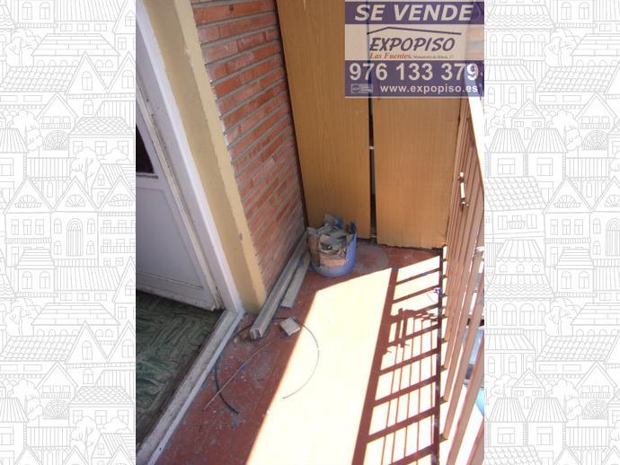 Foto 4 de Piso en Las Fuentes 3+S,Ascensor, Exterior. / Las Fuentes,  Zaragoza Capital