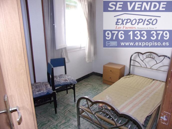 Foto 11 de Piso en Las Fuentes 3+S,Ascensor, Exterior. / Las Fuentes,  Zaragoza Capital