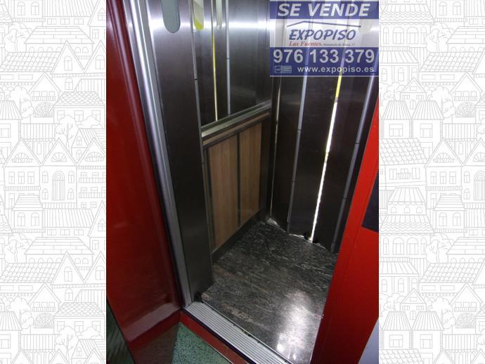 Foto 13 de Piso en Las Fuentes 3+S,Ascensor, Exterior. / Las Fuentes,  Zaragoza Capital