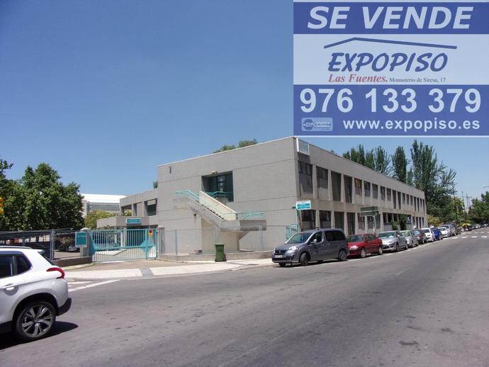 Foto 16 de Piso en Las Fuentes 3+S,Ascensor, Exterior. / Las Fuentes,  Zaragoza Capital