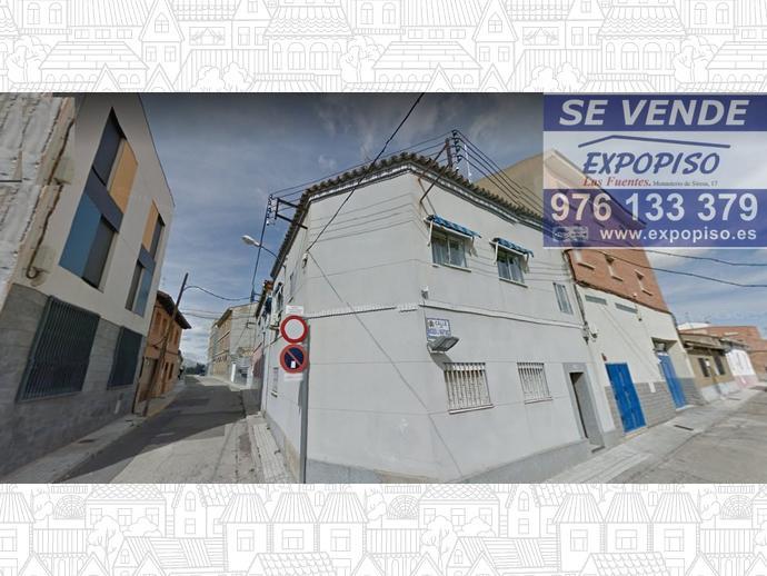Foto 12 de Chalet en Oliver-Parcela Corredor Verde / Oliver,  Zaragoza Capital