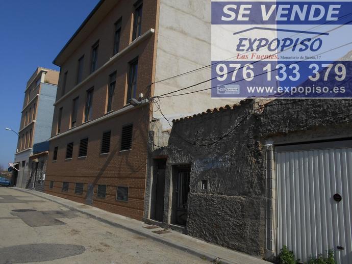 Foto 1 de Chalet en Parcela Corredor Verde, Oliver / Oliver,  Zaragoza Capital
