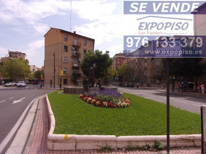 Foto 4 de Ático en Avda Compromiso De Caspe,Terraza / Las Fuentes,  Zaragoza Capital