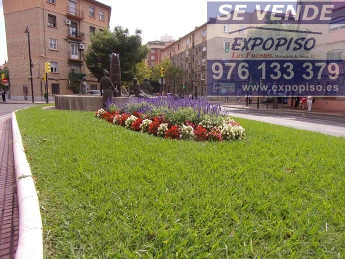 Foto 5 de Ático en Avda Compromiso De Caspe,Terraza / Las Fuentes,  Zaragoza Capital