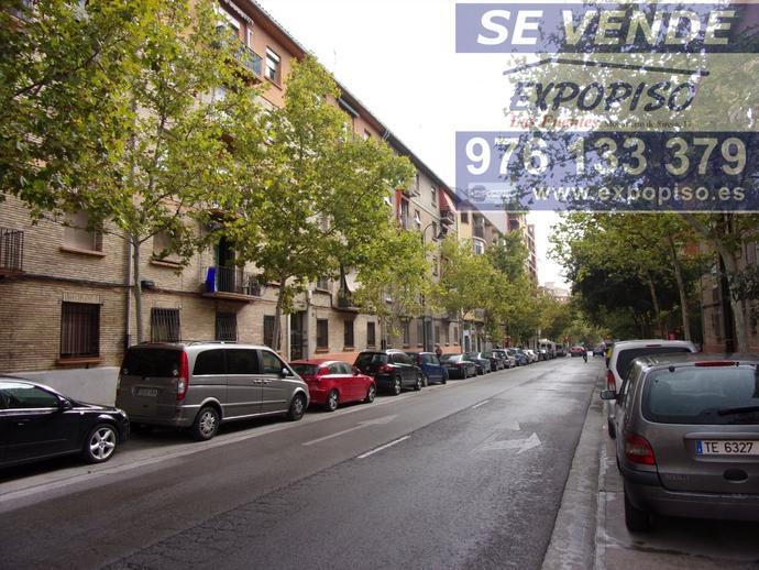 Foto 6 de Ático en Avda Compromiso De Caspe,Terraza / Las Fuentes,  Zaragoza Capital