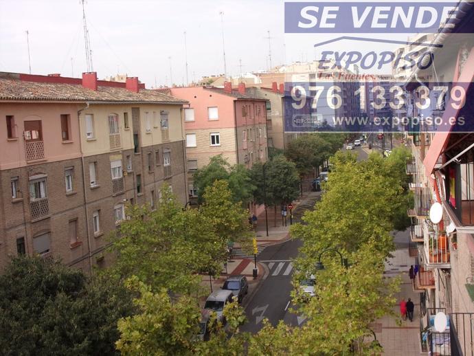 Foto 7 de Ático en Avda Compromiso De Caspe,Terraza / Las Fuentes,  Zaragoza Capital
