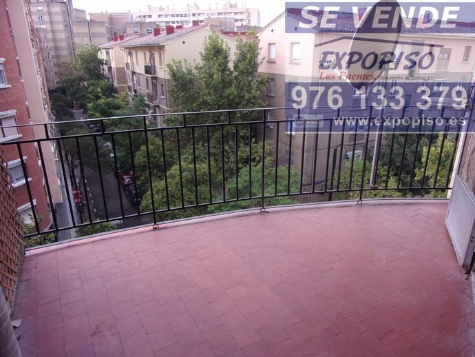 Foto 10 de Ático en Avda Compromiso De Caspe,Terraza / Las Fuentes,  Zaragoza Capital