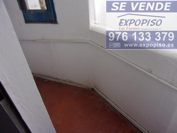 Foto 12 de Ático en Avda Compromiso De Caspe,Terraza / Las Fuentes,  Zaragoza Capital