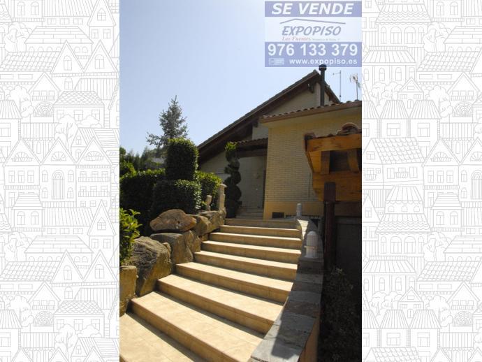 Foto 23 de Chalet en Villanueva De Gallego - Zuera, / Villanueva de Gállego