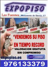 Piso en Venta en Las Fuentes Calle Florian Rey / Las Fuentes