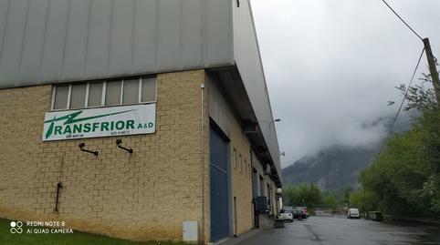 Foto 4 de Nave industrial en venta en Zabala Orozko, Bizkaia