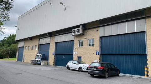 Foto 3 de Nave industrial en venta en Zabala Orozko, Bizkaia