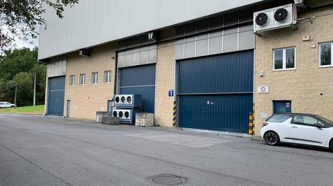 Foto 2 de Nave industrial en venta en Zabala Orozko, Bizkaia