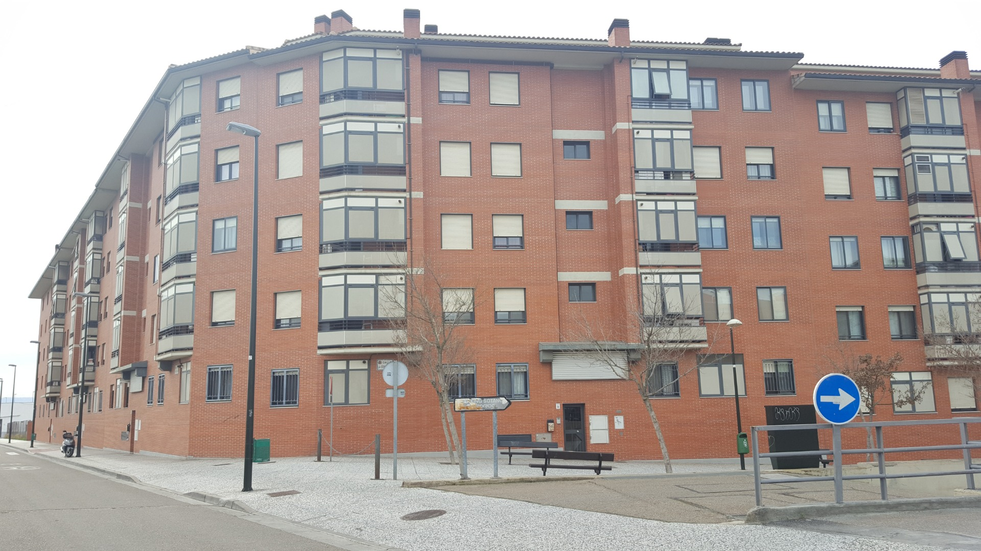 Garage zum verkauf in Calle Andalán, 8,  Zaragoza Capital