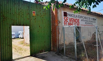 Terrenos en venta en Daganzo de Arriba
