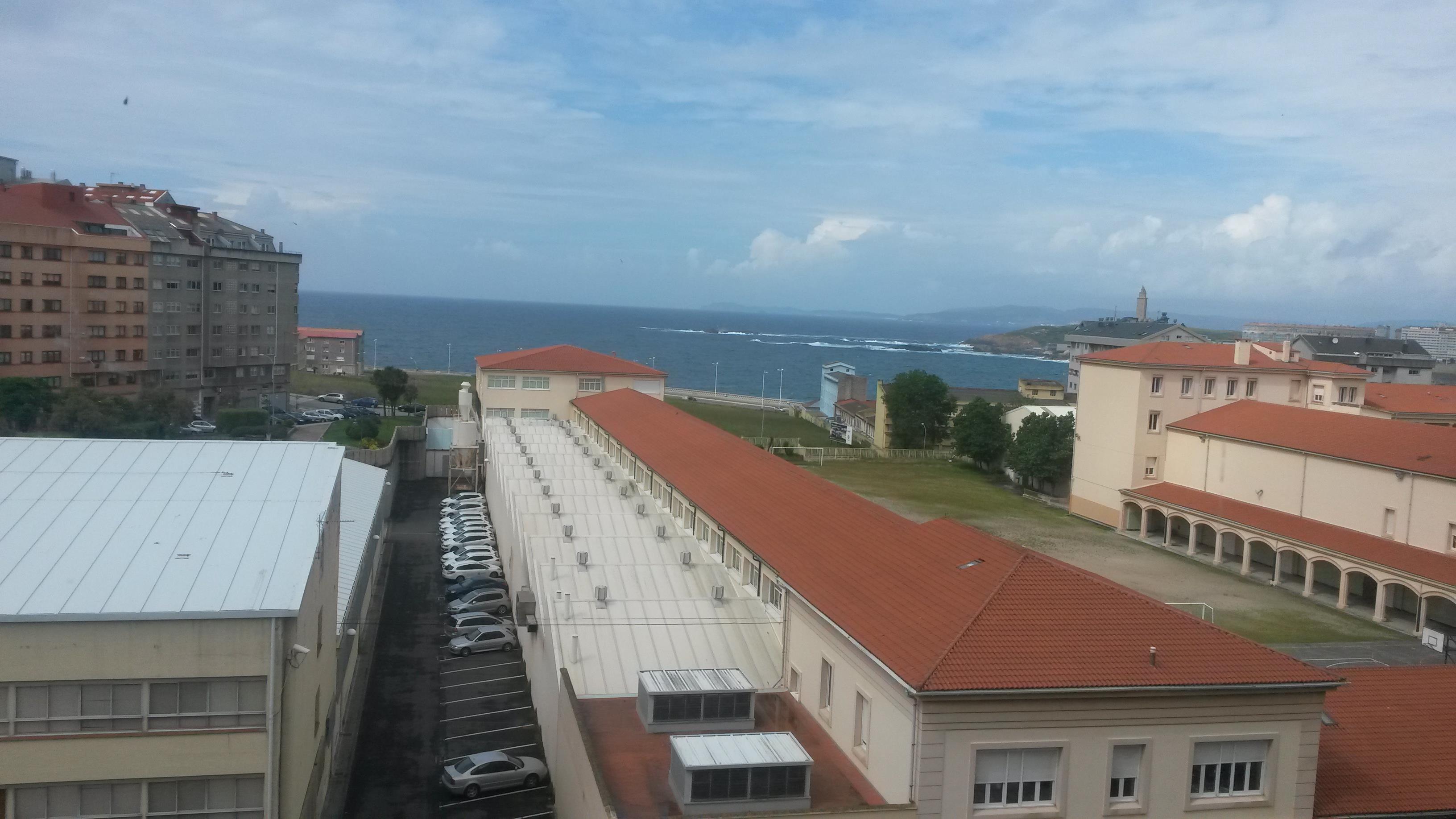 Piso en venta en A Coruña Capital - Riazor - Los Rosales