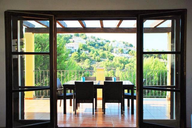 Lloguer Casa  Portals nous-bendinat. Impresionante casa en un complejo cerrado con piscina, bendinat