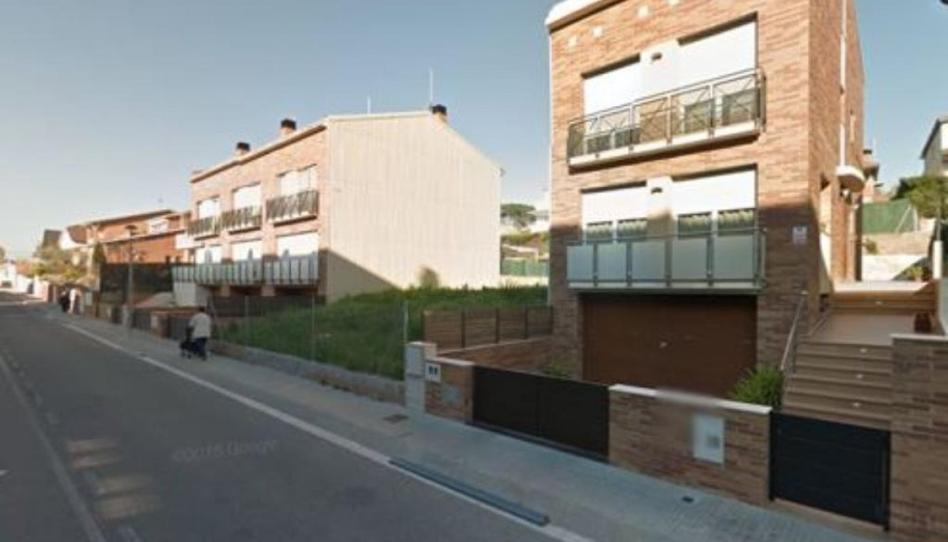 Foto 1 von Bebaubares Gelände zum verkauf in Montmeló, Barcelona