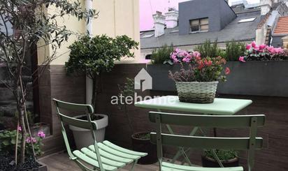Pisos en venta con terraza en Jardines de Albia  , Bizkaia