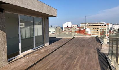 Viviendas en venta con terraza en A Coruña Capital