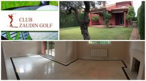 Chalet en Alquiler en Jazmines / El Zaudín - Club de Golf