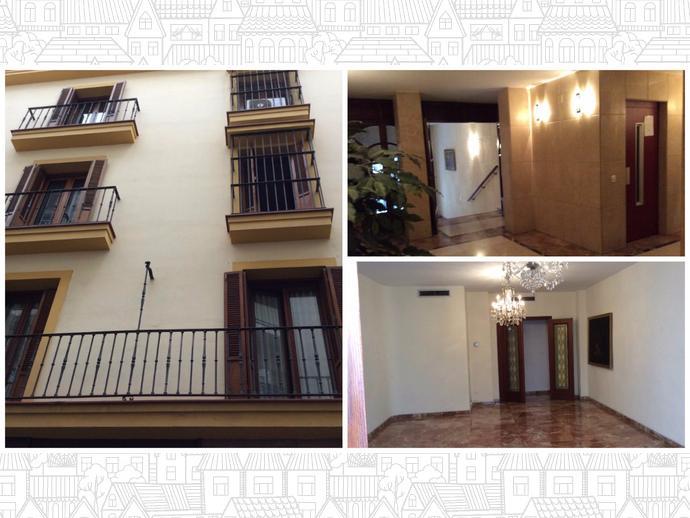 Piso en sevilla capital en casco antiguo en calle o for Alquiler de pisos en el centro de sevilla capital