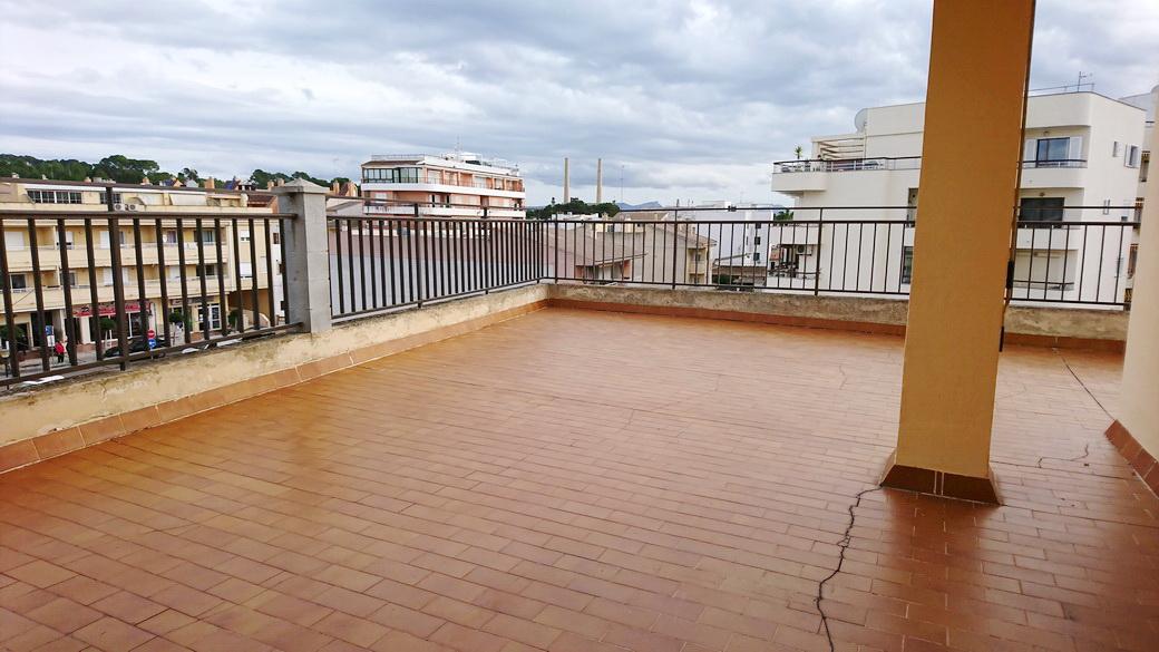 Location Appartement  Calle tabarca. Atico con vistas al mar en puerto de alcudia