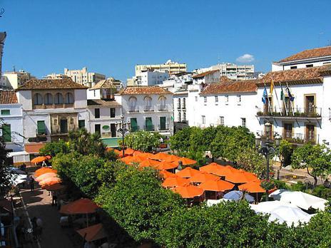 Chalets en venta en Marbella