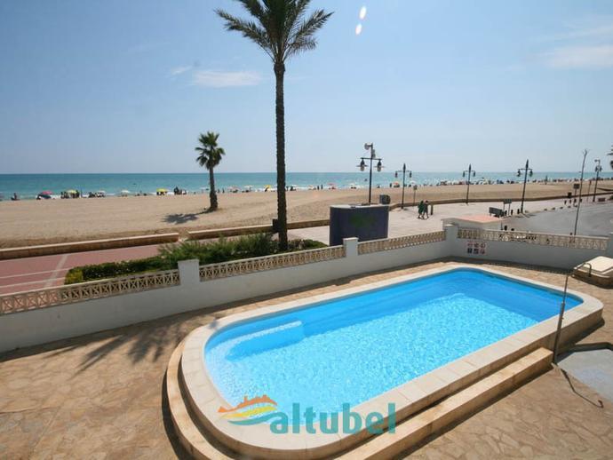 Foto 1 de Apartamento en Papa Luna, 58 Playa Norte