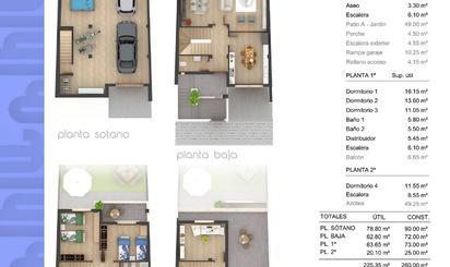 Casa adosada en venta en Calle Maanan Benaisa Mimun, 5, Constitución