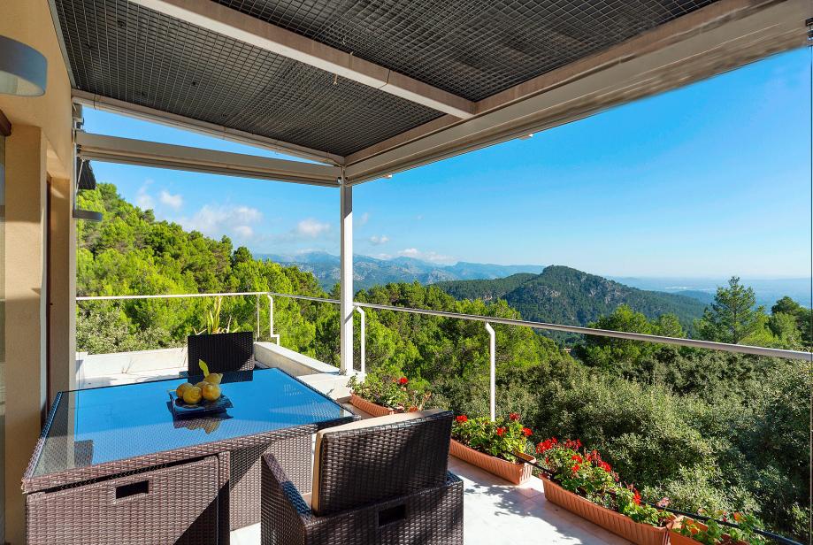 Casa  Tramuntana, zona de - esporles. Bonita finca en las colinas de esporles en venta