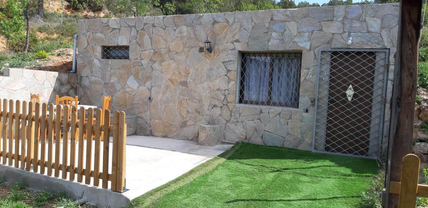 Casa en Pont d´Armentera (El). Terreno rústico de 11.900 m2 aprox. compuesto de dos fincas regi