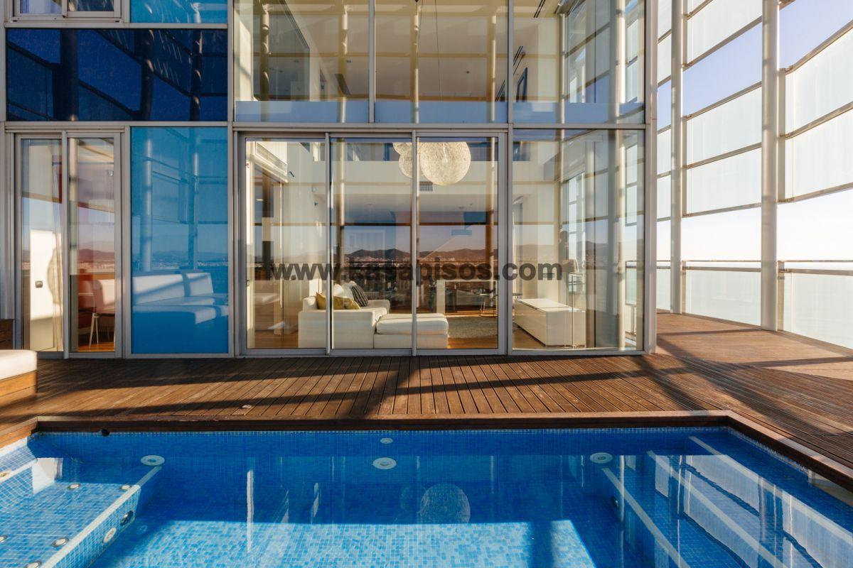 Penthouse for sale in Diagonal Mar i el Front Marítim del Poblenou