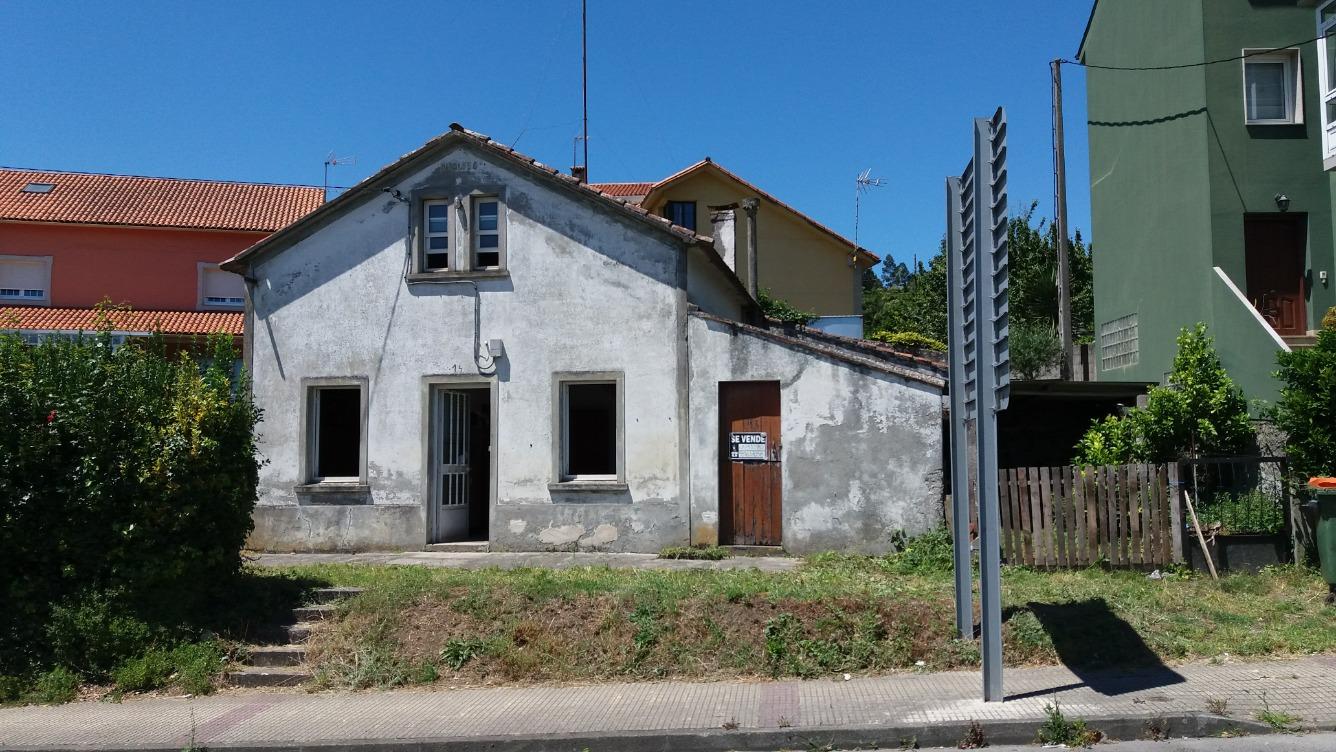Chalet en venta en Almeiras, A Telva, Culleredo