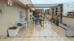 Ático en Alquiler en Valencia ,barrio de Favara / Patraix