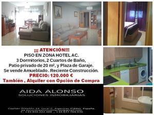 Alquiler Vivienda Piso algeciras - zona hotel ac