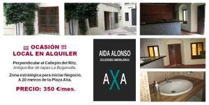 Local comercial en Alquiler en Algeciras - Casco Antiguo / Casco Antiguo