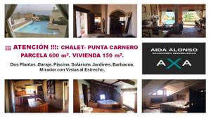 Chalet en Venta en Algeciras: Punta Carnero-el Faro. San García. / San García