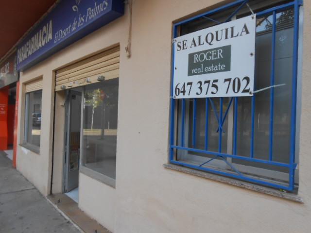 Lloguer Local Comercial  Calle sequiota, 15. En plaza sequiota , excelenete local