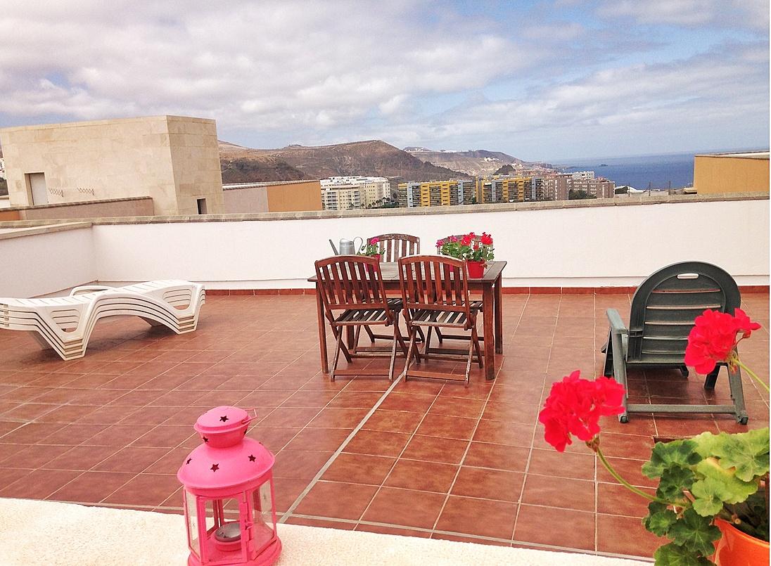 Ático en venta con 156 m2, 3 dormitorios  en Distrito Ciudad Alta (Las