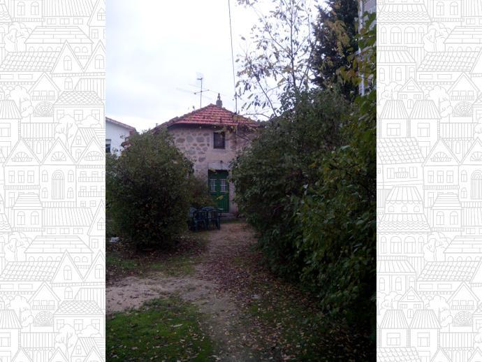 Chalet en collado villalba en villalba pueblo en calle for Calle prado manzano collado villalba