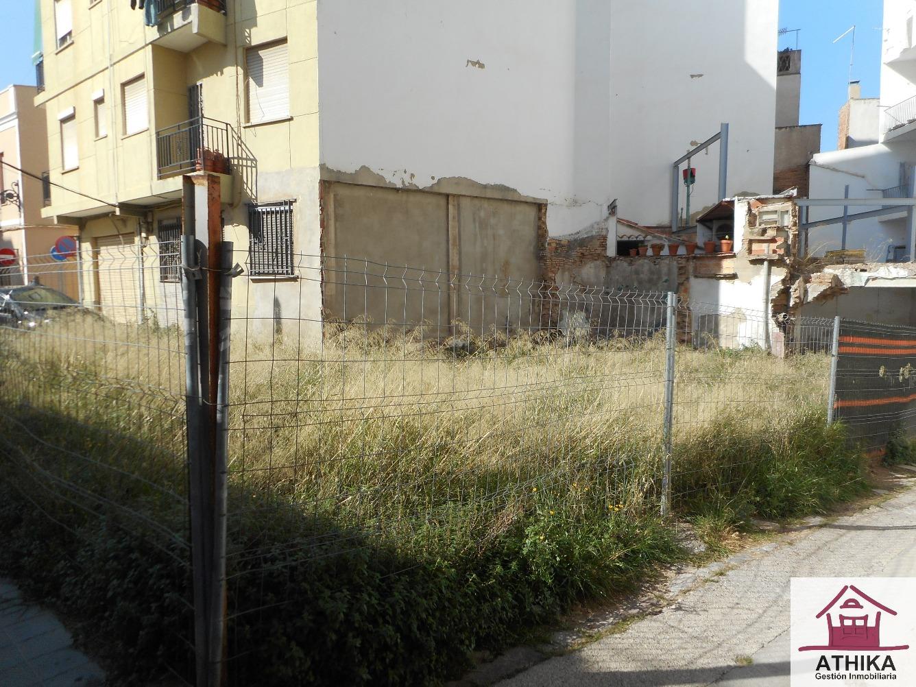 Solar urbà  Manises - centro ciudad
