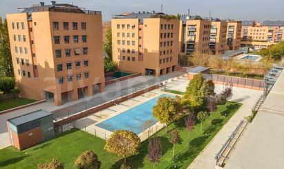 Áticos de alquiler con piscina en Alcorcón