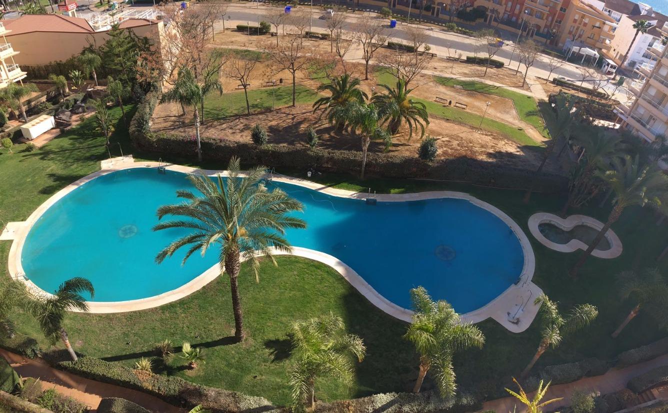 Piso en alquiler con 90 m2, 3 dormitorios  en La Antilla  (Lepe)