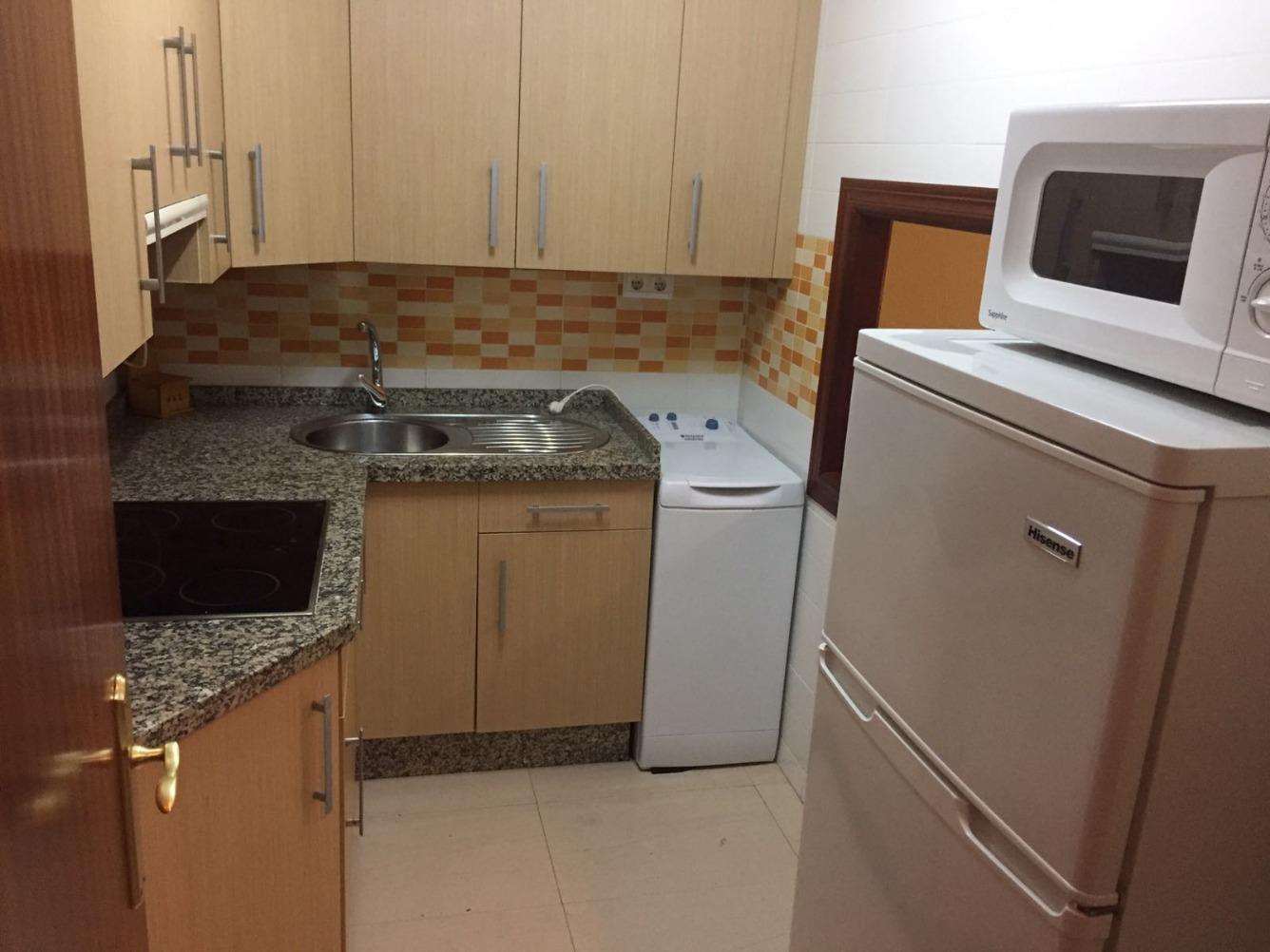 Piso en alquiler con 45 m2, 1 dormitorios  en La Antilla  (Lepe)  - Foto 1