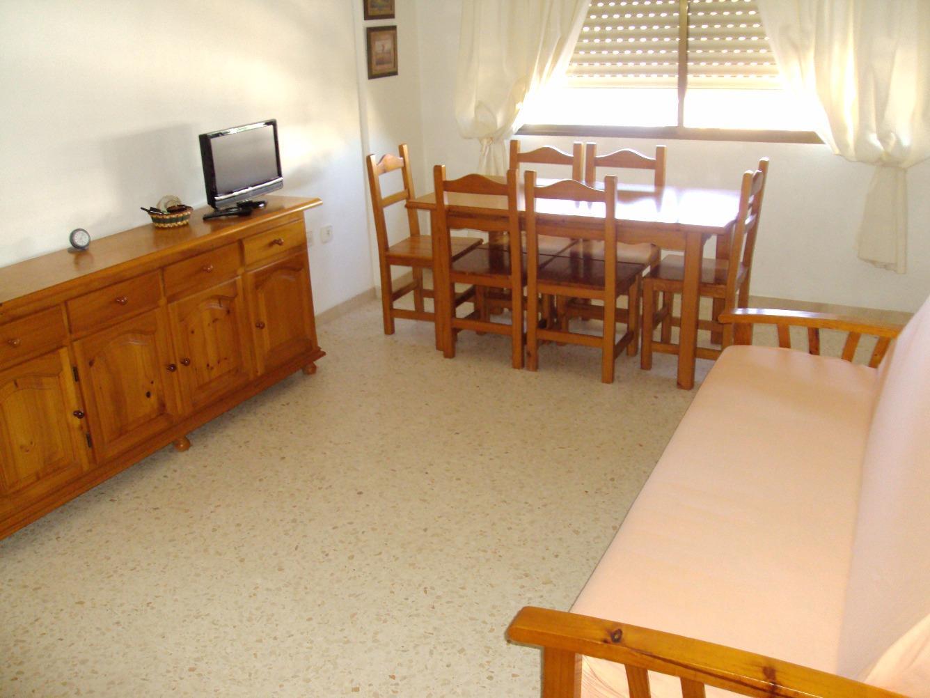 Piso en alquiler de vacaciones con 60 m2, 2 dormitorios  en La Antilla