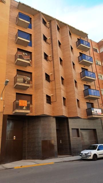 Edifici  Noguera - Balaguer. Pisos de obra nueva. 1-2 y 3 habitaciones. ascensor y calefacc