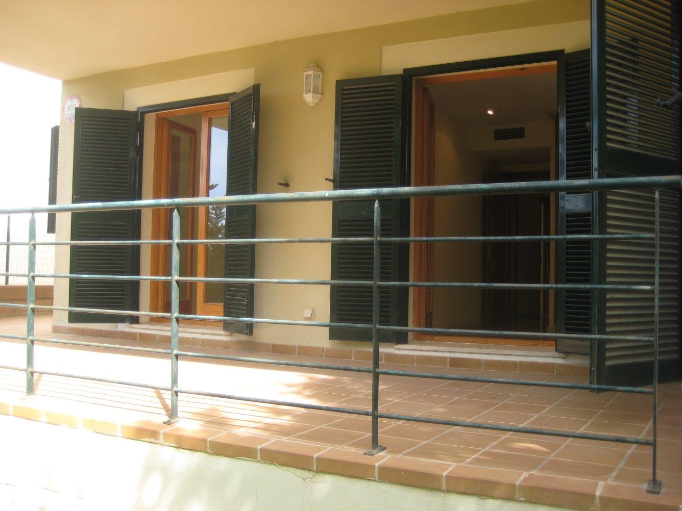 House  Ponent - bellver - son dureta- la teulera. Excelente planta baja en complejo residencial zona colegios san