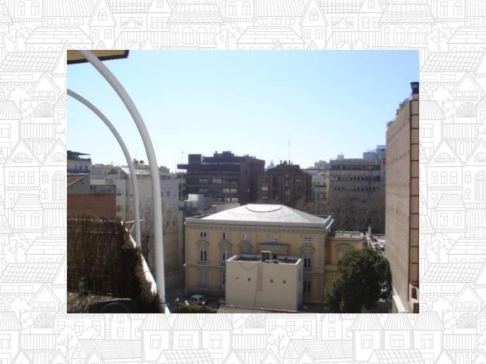 Foto 2 de Piso en Madrid ,Chamberi / Almagro,  Madrid Capital